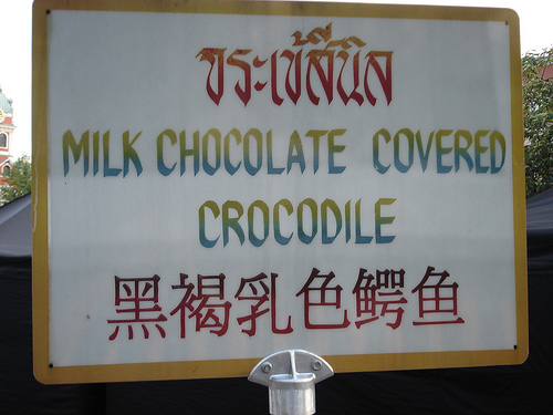 choc croc